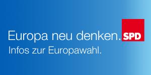 Banner Europawahl